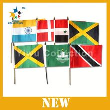 wall decoration flag banner,national day countries national flag,colorful advertising