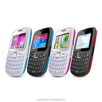D101 Low-end Qwerty mobile phone with TV,MP3,MP4,FM,Facebook,Twitter,Yahoo,BT