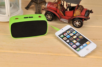 Wireless bluetooth speakers subwoofer card radio, mobile phone small stereo mini portable app system sound box