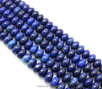 5*8mm natural new nice blue Afghan lapis lazuli beads