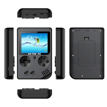 2018 NEW HOT 3.0 Inch 8 Bit PVP Portable Handheld Game Console With 168 Childhood Classic Games