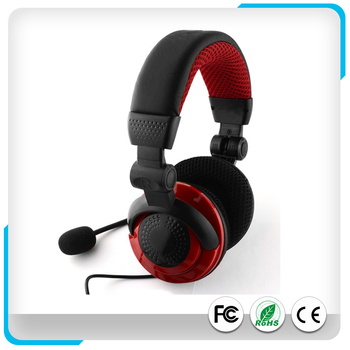 OEM 3.5MM Wired Gaming Headset With Noise-canceling Mic For PS4/Xbox One Controllers Mobilephones Tablets PCs