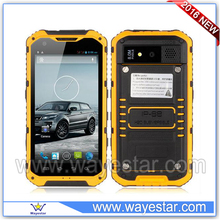 4.3inch Unlocked China Wholesale Gsm Waterproof Shockproof Dustproof Rugged Gps Tracker Senior Android Cell Phone