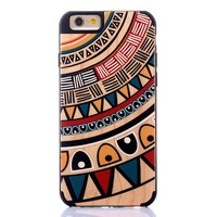 Hot new products for 2015 bamboo phone case,China supplier for iphone 6/cell phone case wood,for i phone 6 case cover