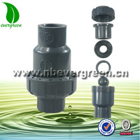 1/2inch mini plastic check valve