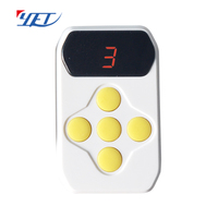 2018 300mhz-868mhz Learning /Fixed/ Rolling Code Cloning Remote Control Duplicator YET2127MKB-V2