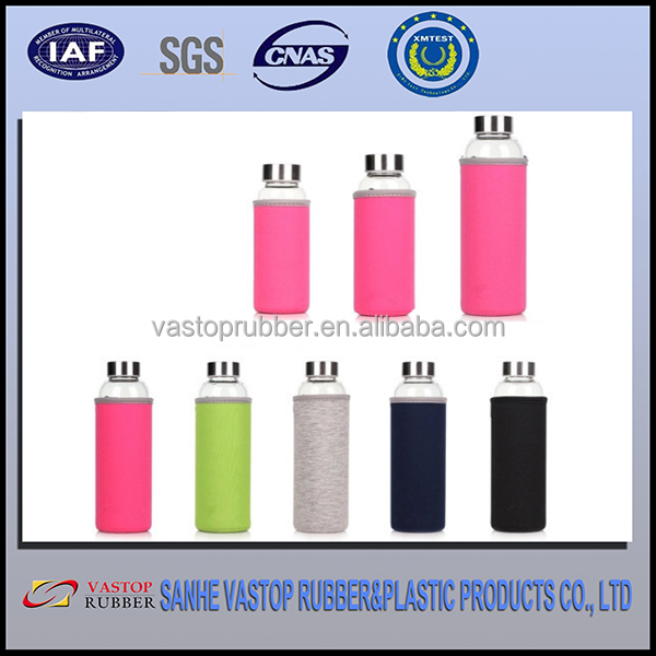 SGS Customized Insulated Water Cooler of Neoprene Fabric Material