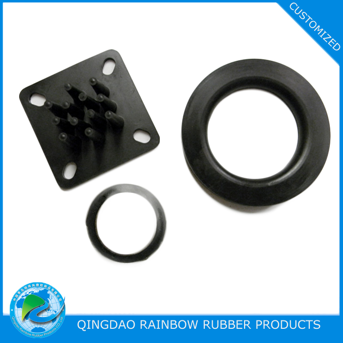 Customized Silicone Rubber Molded Part