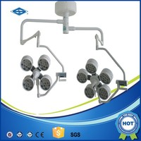 CE LED LED Medical Double Dome Operating Light