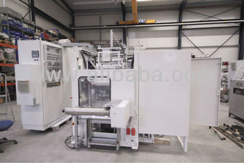 Lid Thermoforming machine