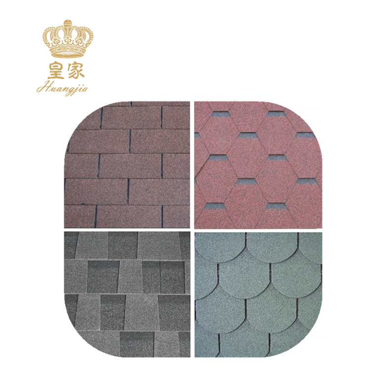 Fiberglass Asphalt Shingle Roofing Tile