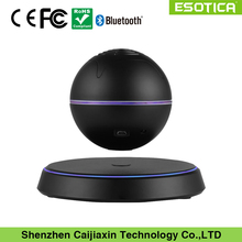 SC-25 Levitating Portable Wireless Bluetooth Speakers LED Floating Levitation Speaker with Microphone for iphone ipad