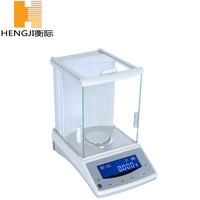 JA laboratory type of 1mg scientific scales for weighing