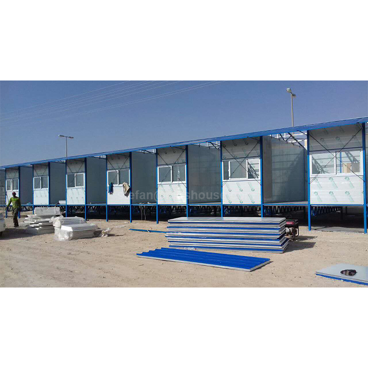 Low cost comfortable cheap modern tropical prefabricated house homes for europe