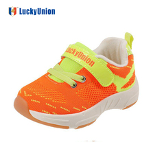 crochet comfortable breathable child shoe casual shoes