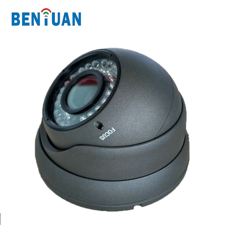 Benyuan HD IR indoor cctv dome Camera with 2.8-12mm 2mp lens