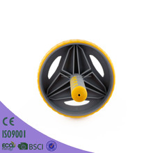 hot gym fitness high quality foam ab Wheel Roller exercise equipment