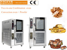Commercial Electric Food bread Combi Oven Stainless Steel complete bakery equipment prices
