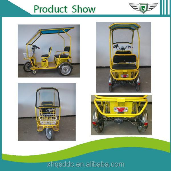 china supplier good quality handicap operator electric tricycle