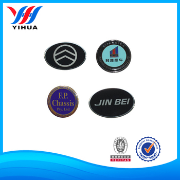 Fast Delivery Adhesive Custom Epoxy Resin Sticker