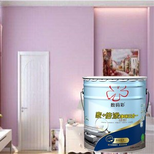 Colored alkali resisting primer wall painting frame