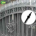 Metal gate parts,Aluminum fence parts