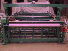 CHINESE SHUTTLELESS FLEXIBLE RAPIER LOOM -RAPIER WEAVING LOOM MACHINE