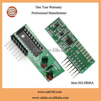 遥控pt2294电路图