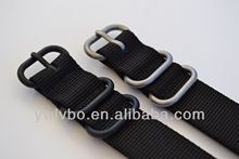 ballistic nylon strap nato strap watch band clasps integrated watch bands