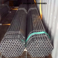 TSX-GI028 GI PIPE/Hot Dipped Galvanized Tube/ Steel Pipe, Q235 Scaffolding Material, 48.3mm*6m---GOWE