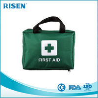 China Car Sports Vehicle Emergency First Aid Kit CE BSCI approved