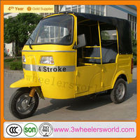 China Supplier New Design Bajaj Auto Passengers Scooter /Bajaj Tricycle Manufacturers India For Sale