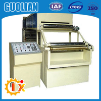 GL-1000A bopp film adhesive tape coating factory machine,one step for printing coating drying slitting on one machine
