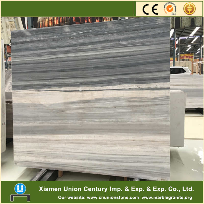 Dark color Palissandro blue marble
