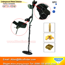 metal detector ground scanner okm gold new fashionable and smart gold detector GF2