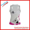 China specialized running vest running singlet design sport jersey