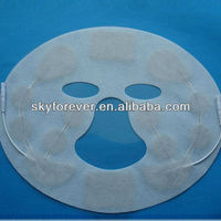facial beauty electrodes pad for tens/ems unit,electrotherapy pads