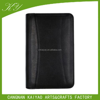 School supply cheap office design personal dairy cheap pu notebook cover