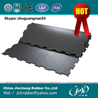 china top 3 rubber flooring tiles supplier