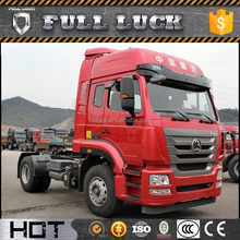 Hot Sale China SINOTRUK HOHAN J7B 4X2 tractor/trailer head Truck