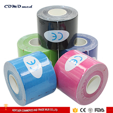 New type athletic Elastic Most popular sports tape kinesiology synthetic tape