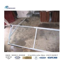 Steel Loading Bay Gate for Scaffolding Construction