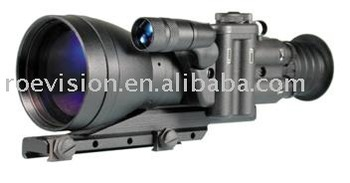 D-450 super Gen 2 and 3 night vision rifle scope