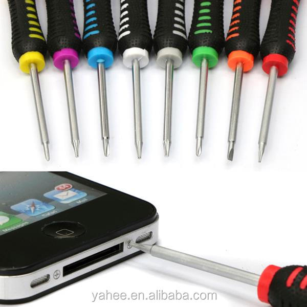 Universal 22 in 1 Repair Tools Kit Screwdrivers for Cell Phones and Tablet