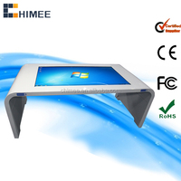 47inch lcd touch all in one table for office /school/Exhibition hall
