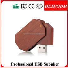 new arrival unique design wooden usb , wood tree branch usb flash drive