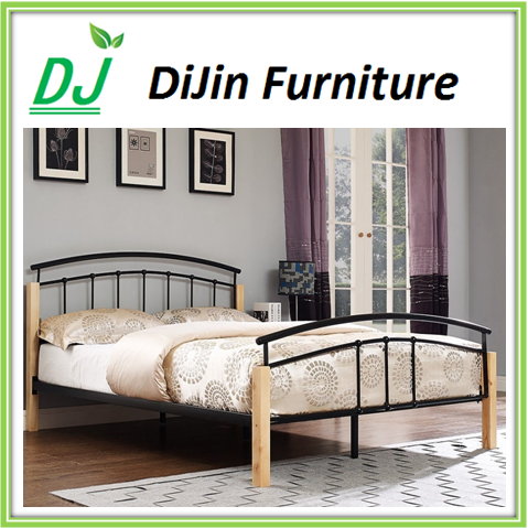 bedroom furniture latest sex bed design with wood posts