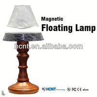 Best sell magnetic floating led lmap, chinese porcelain table lamp