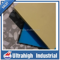 AYUH low friction marine rubber fender uhmwpe facing pad/board/sheet/liner/lining solution