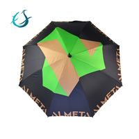 Hot new product custom high performance promotion straight umbrella